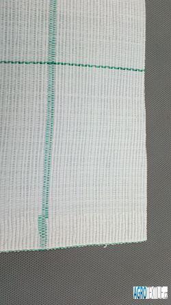 Tkaná agrotextílie bílá 100g 2,1m x 50m váha role 10,5kg