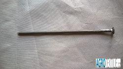 Hřeb ocelový k obrubníku 30cm
